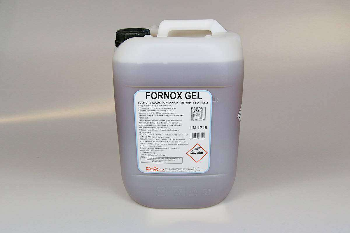 Fornox gel